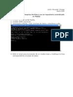 EA RepositorioMySQL