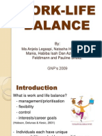 Work-Life Balance Presentation