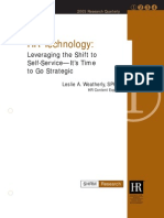 SHRM_Unit3 - HR Technology