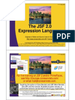 JSF2 Expression Language