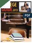 College Guide 2013