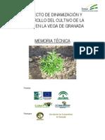 Memoria Cultivo Stevia Granada