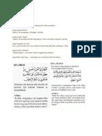 Simulasi Haji PAUD