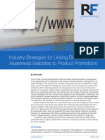 Industry Standards for Linking Disease Awareness Websites to Product Promotion