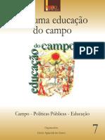 Clarice Santos - Por uma educação do campo