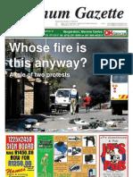 Platinum Gazette 31 July