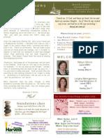 YA Newsletter June 11