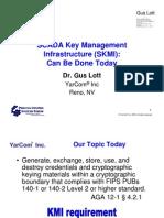 Scada Key Management Infrastructure-lott
