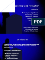 5.Leadership and Motivation