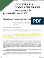Oracy Nogueira e a Antropologia No Brasil