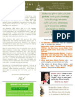 YA Newsletter June 26