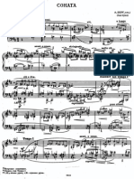 Piano Sonata, Op 1