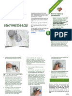 20 Showerheads