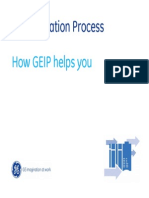 GE-IP Modernization Process