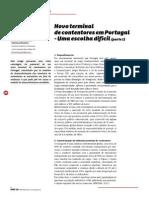 Novo Terminal de Contentores em Portugal, uma escolha difícil (parte 1)