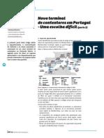 Novo Terminal de Contentores em Portugal, uma escolha difícil (parte 2)