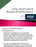performance n compensation