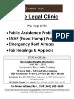 New Clinic in Washington Heights!
