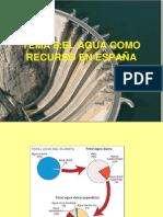 TEMA 8 - EL AGUA COMO RECURSO EN ESPAÑA