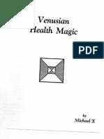 Venusian Health Magic - Michael X Barton(1959)