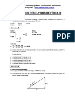 Exercicios Resolvidos Fisica III