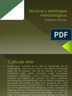 tcnicas y metodologas