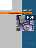 Guide to Stepper Motor Selection
