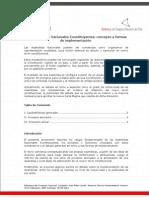 Las Asambleas Nacionales Constituyentes. Concepto y formas de implementación (Juan P. Jarufe, BCN.cl, ago2012)