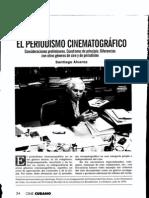 Alvarez El Periodismo Cinematografico