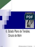 6_Circulo de Mohr