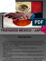 Mexico Japon Impor