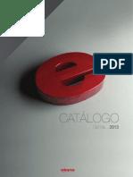 Catalogo Geral Eliane 2013
