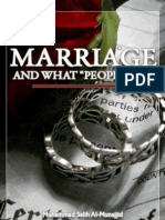 Marriage and What People Say islamicpdf.blogspot.com