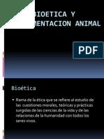 Bioetica y Experimentacion Animal