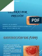 Úlceras por presión