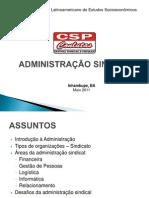 CURSO-DE-ADMINISTAÇÃO-SINDICAL