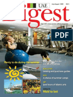 UAE Digest Jul 09