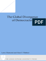 (OB) Diamond, L. the Global Divergence of Democracies. Cap 8.