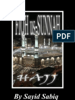 Fiqh Us-Sunnah the Book of Hajj islamicpdf.blogspot.com