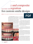 Cosmetic Dentistry CSD 2013