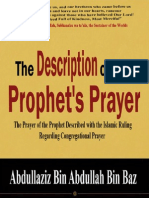 The Description of the Prophet's Prayer islamicpdf.blogspot.com