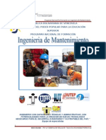 Documento Rector Pnf Ing de Mantenimiento