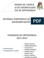 Micro Implant e