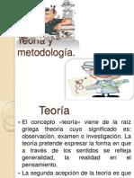 Teoría y metodología