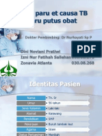 Destroyed Lung ec TB paru.ppt