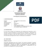 1.0 Programa Investigación de Operaciones _Advance_201301 _v3_.doc