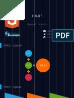 Modulo 2 - HTML5