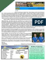 Newsletter 24.10.13