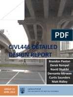 CIVL446 - Report - April4 [Ready for Printing].pdf