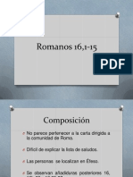 Romanos 16,1-15